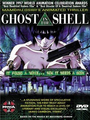 cover image of Ghost in the Shell