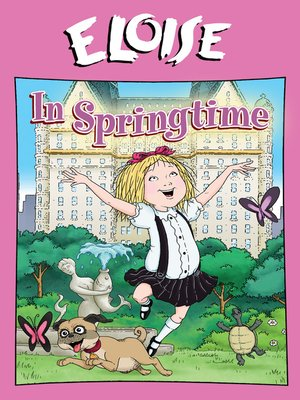 cover image of Eloise in Springtime