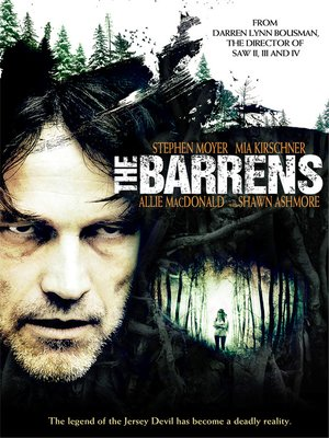 cover image of The Barrens