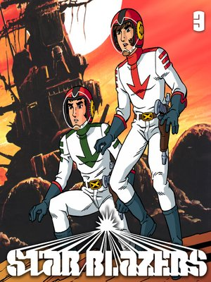 cover image of Star Blazers, Season 3, The Bolar Wars, Part 3 (Episodes 10-13)