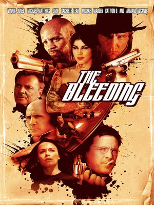cover image of The Bleeding