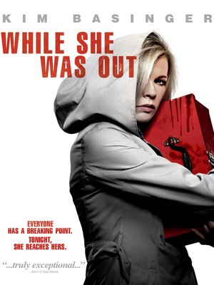 cover image of While She Was Out