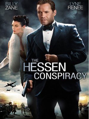 cover image of The Hessen Conspiracy