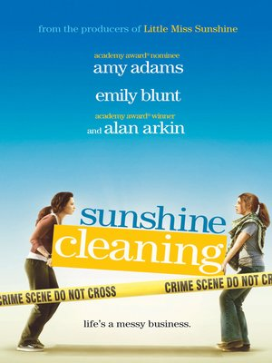 cover image of Sunshine Cleaning