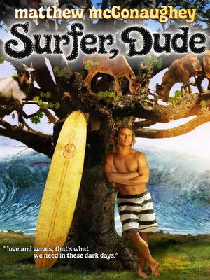 cover image of Surfer, Dude