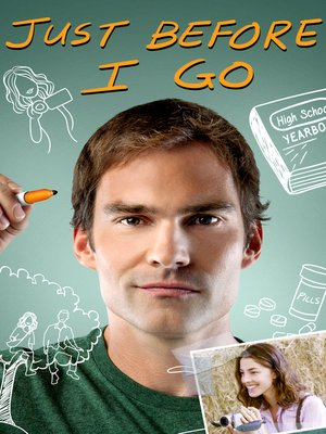 cover image of Just Before I Go