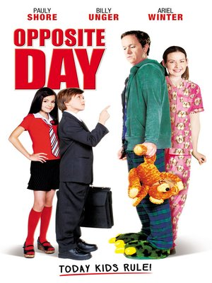 cover image of Opposite Day