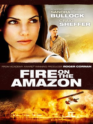 cover image of Fire on the Amazon