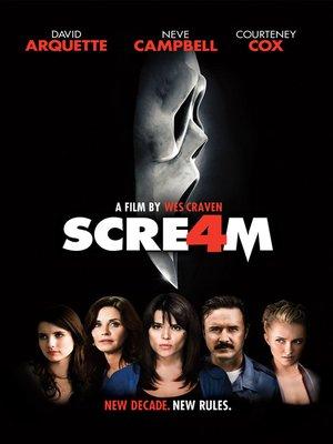 cover image of Scream 4