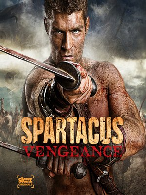cover image of Spartacus: Vengeance, Season 2