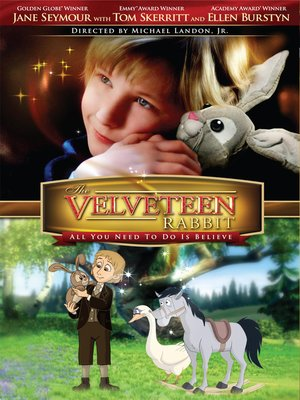 cover image of The Velveteen Rabbit