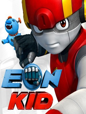 cover image of Eon Kid, Season 1, Episode 12