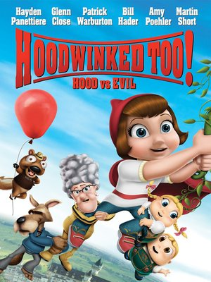 cover image of Hoodwinked Too!