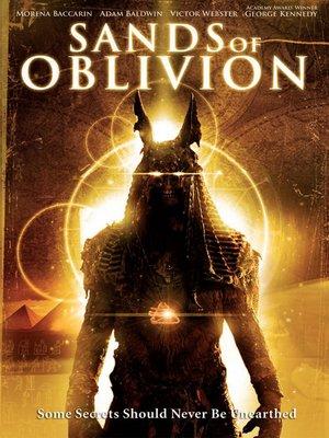 cover image of Sands of Oblivion