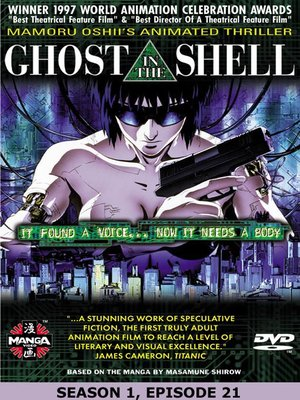 cover image of Ghost in the Shell: Stand Alone Complex, Season 1, Episode 21
