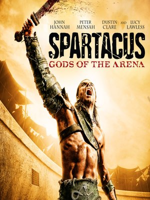 cover image of Spartacus: Gods of the Arena, Season 0