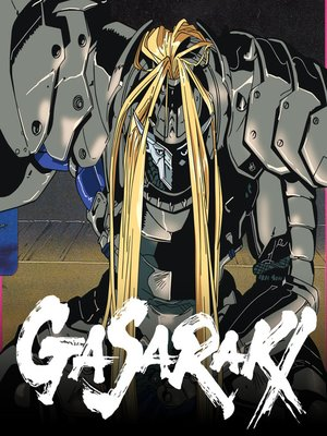 cover image of Gasaraki, Season 1, Episode 15