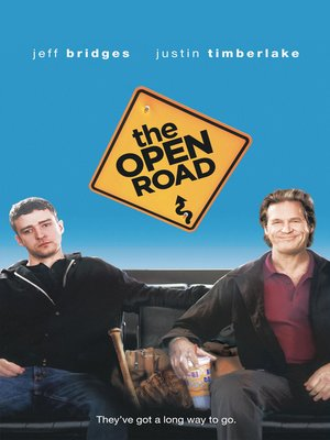 cover image of The Open Road
