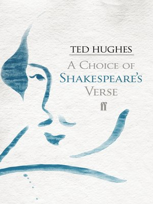 cover image of A Choice of Shakespeare's Verse