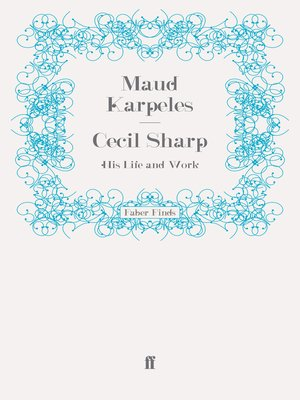 cover image of Cecil Sharp