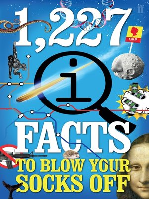 cover image of 1,227 QI Facts to Blow Your Socks Off