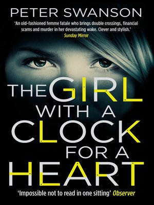 cover image of The Girl With a Clock For a Heart