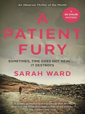 cover image of A Patient Fury