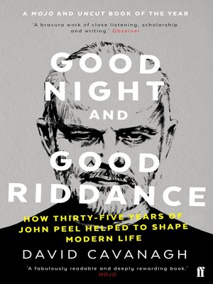 cover image of Good Night and Good Riddance