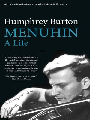 cover image of Menuhin