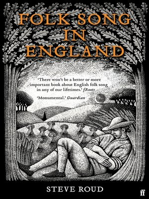 cover image of Folk Song in England