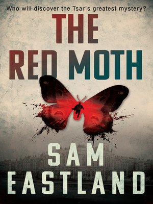 cover image of The Red Moth