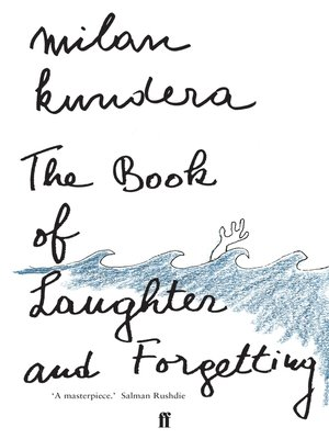 cover image of The Book of Laughter and Forgetting