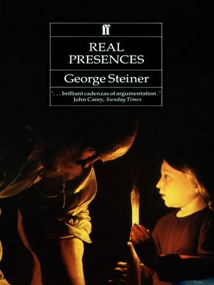 cover image of Real Presences