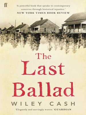 cover image of The Last Ballad