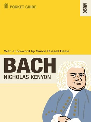 cover image of The Faber Pocket Guide to Bach