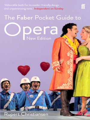cover image of The Faber Pocket Guide to Opera