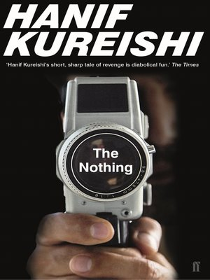 cover image of The Nothing