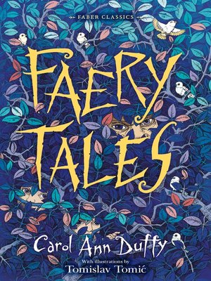 cover image of Faery Tales