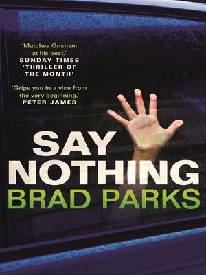 cover image of Say Nothing
