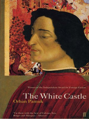 cover image of The White Castle