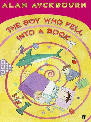 cover image of The Boy Who Fell into a Book