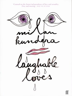cover image of Laughable Loves