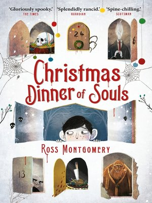 cover image of Christmas Dinner of Souls