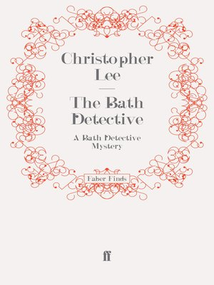 cover image of The Bath Detective