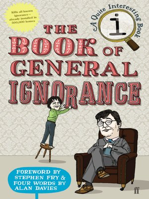 cover image of The Book of General Ignorance