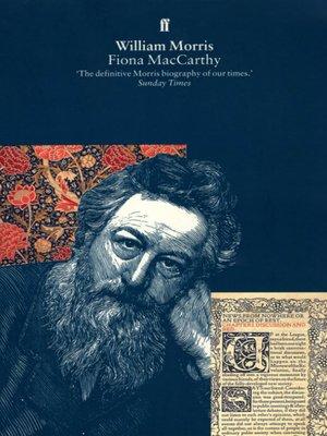 cover image of William Morris