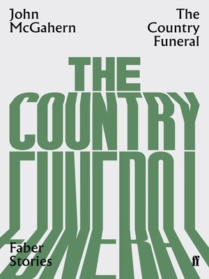 cover image of The Country Funeral