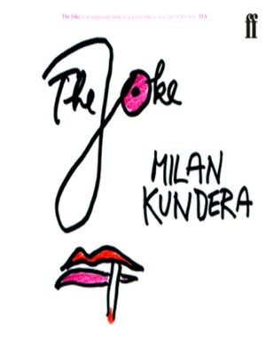cover image of The Joke