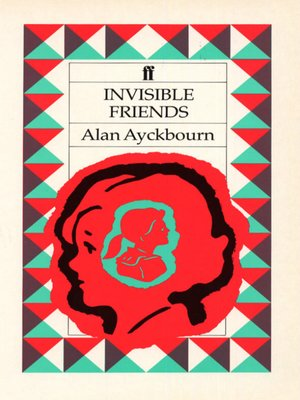 cover image of Invisible Friends