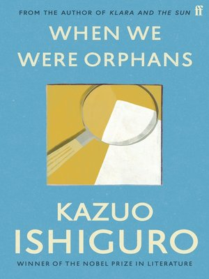 cover image of When We Were Orphans